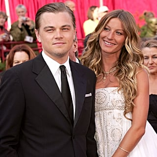 Leonardo DiCaprio and Gisele Bundchen at the 2015 Oscars