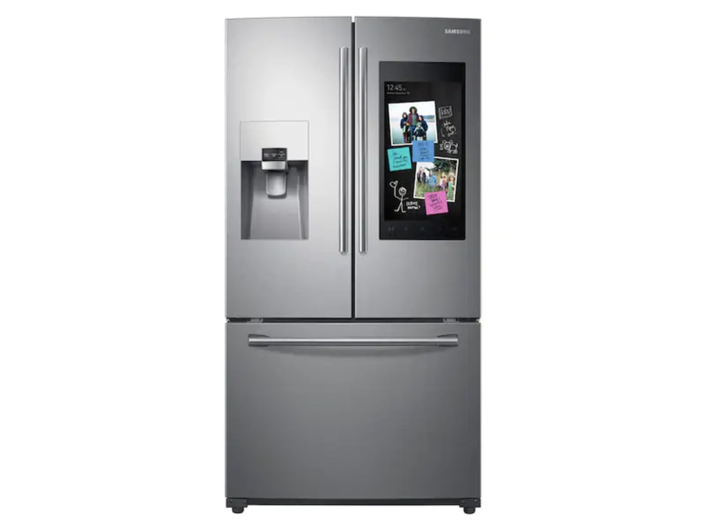 Samsung Refrigerator With Family Hub