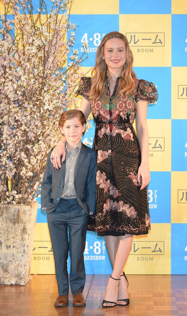 "Jacob Tremblay made an adorable appearance at a press conference for his movie, Room, in Tokyo on Tuesday. The pint-size actor, who took award season by storm, showed off his signature charm while speaking at the event, which also brought out Jacob's costar, Brie Larson. Over the last couple of days, the 9-year-old has been documenting his Japanese trip on Instagram and uploading fun snaps from his trip. On Sunday, he shared a supercute video of his adventures, captioning it, ""KONNICHIWA JAPAN!!!"" Keep reading to see more of his outing, and then get to know the actor with 19 quick facts."