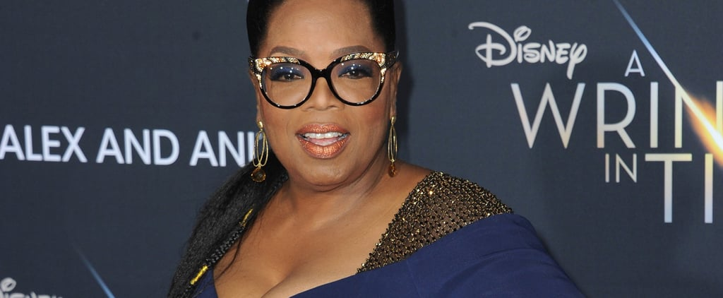 "Oprah's Kept Off 42 Pounds, So Now She Wants to Get ""Ripped"""