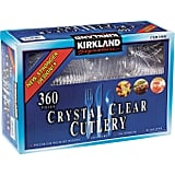 Kirkland Signature Clear Cutlery