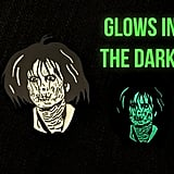 Bill Butcherson Glow-in-the-Dark Pin