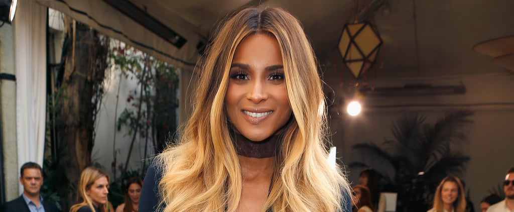 Ciara Stuns During Her First Appearance Since Announcing Her Pregnancy