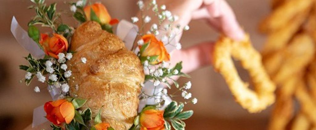 Croissant Corsages For Prom