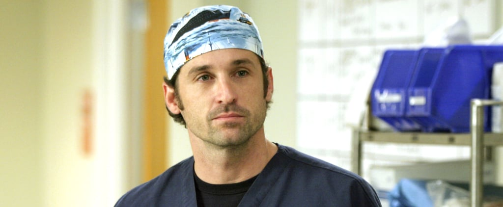 Patrick Dempsey Uses Grey's Anatomy to Promote Use of Masks