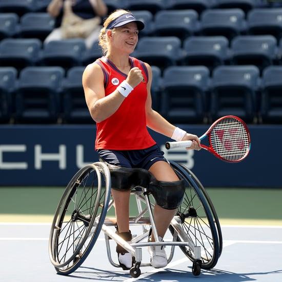 Diede de Groot Completes Golden Slam at 2021 US Open