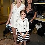 Pictured: Jamie Lynn Spears, Maddie Aldridge, and Lynne Spears