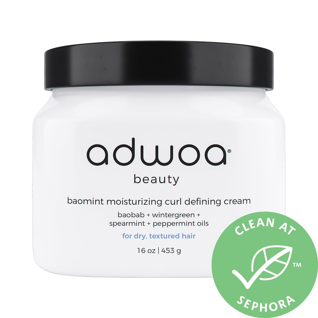 Adwoa Beauty Baomint Moisturizing Curl Defining Cream