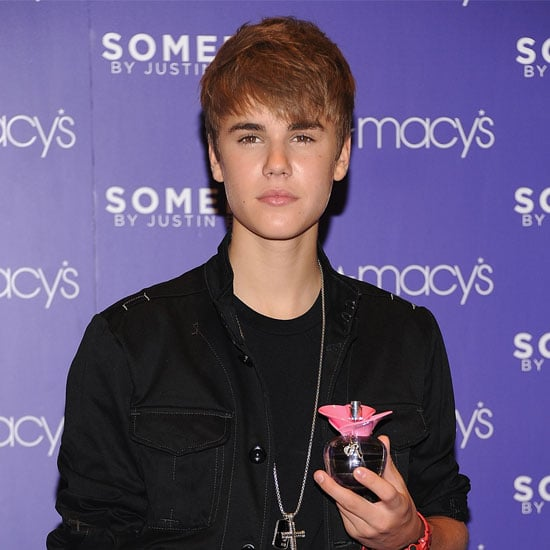 Justin Bieber's Someday Perfume: Most Successful Celebrity Scent Launch EVER