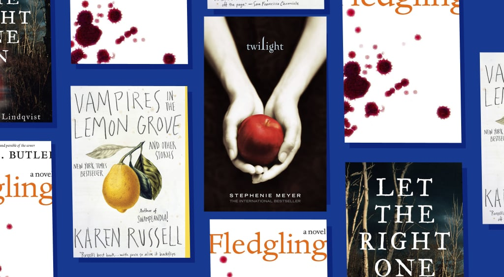 Books to Read If You Like Twilight