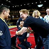 Prince Harry at the Invictus Games 2014 | Pictures