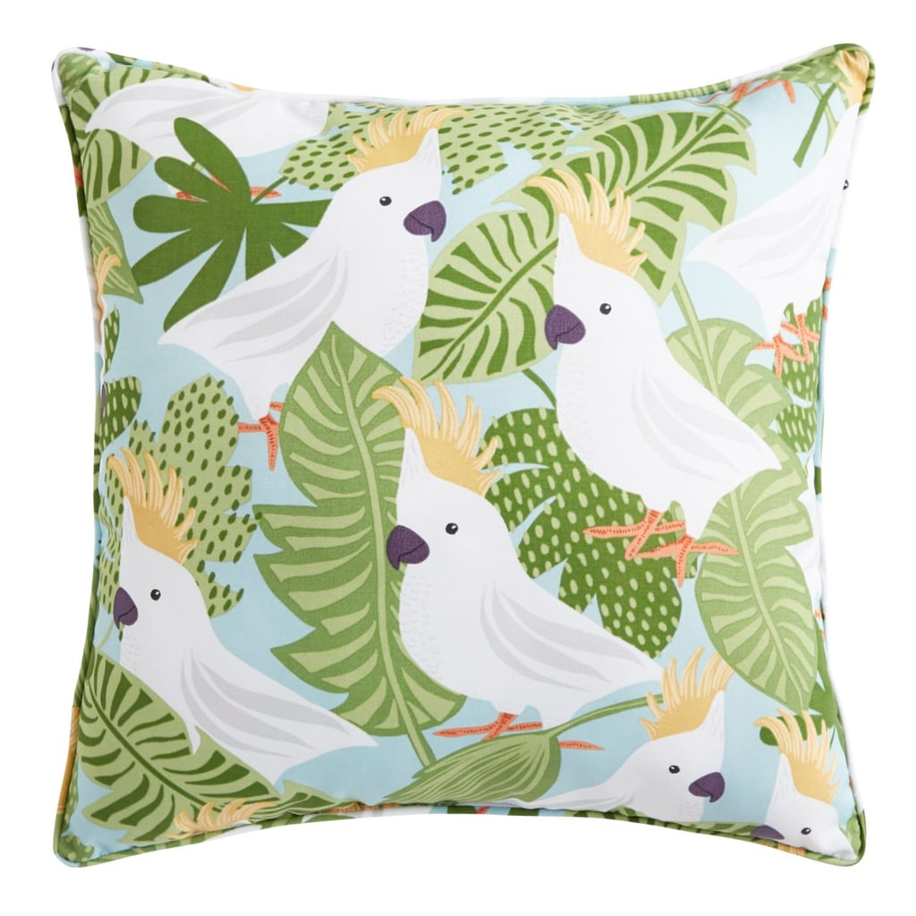Cockatoo Maui Pillow