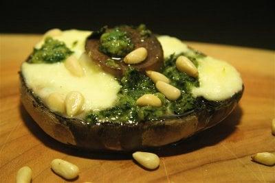 Yummy Link: Portabello Mushroom Melt