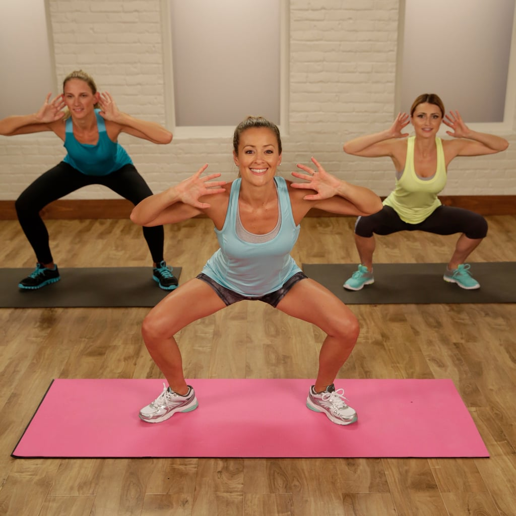 20-Minute Full-Body Workout With Weights | Video