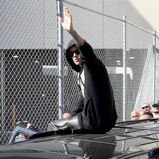 Pictures of Justin Bieber Leaving Jail in Miami