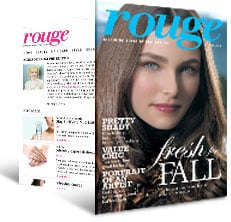 Procter & Gamble Launches Rouge, a Women's Magazine