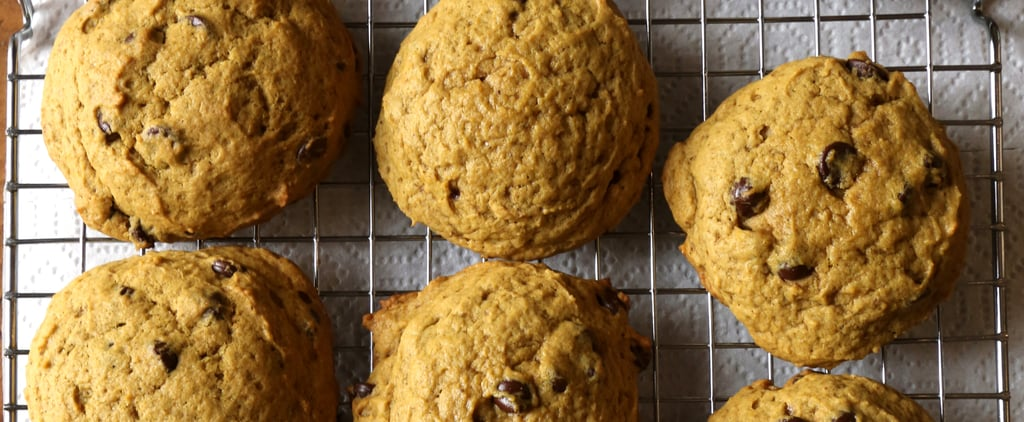 Forget the PSL! Let's Talk About Pumpkin Chocolate Chip Cookies