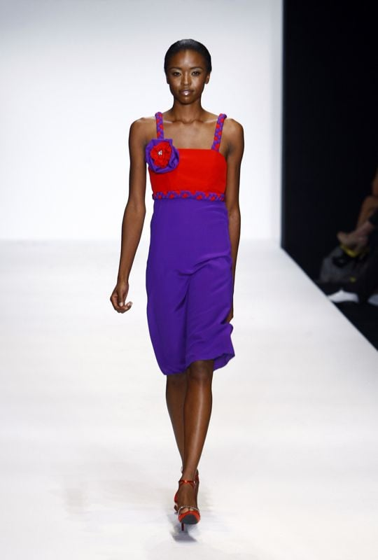Los Angeles Fashion Week: Lana Fuchs Spring 2009