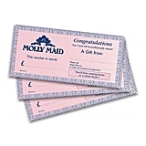 Molly Maid cleaning services vouchers (starting at £75)