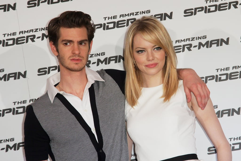 Andrew and Emma Say Ciao! to Rome With Spider-Man