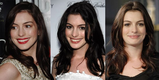 What Color Lipstick Looks Best on Anne Hathaway?