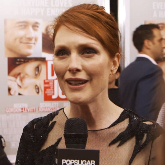 Julianne Moore Interview For Don Jon | Video