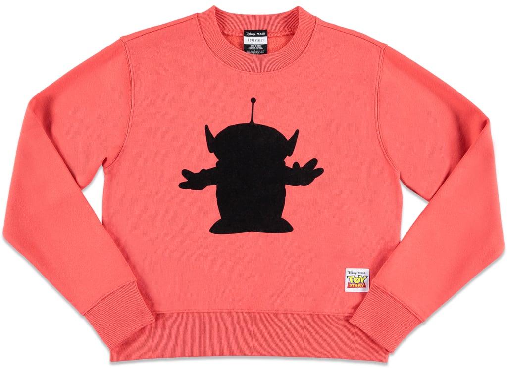 Pixar Alien Graphic Sweatshirt ($20)
