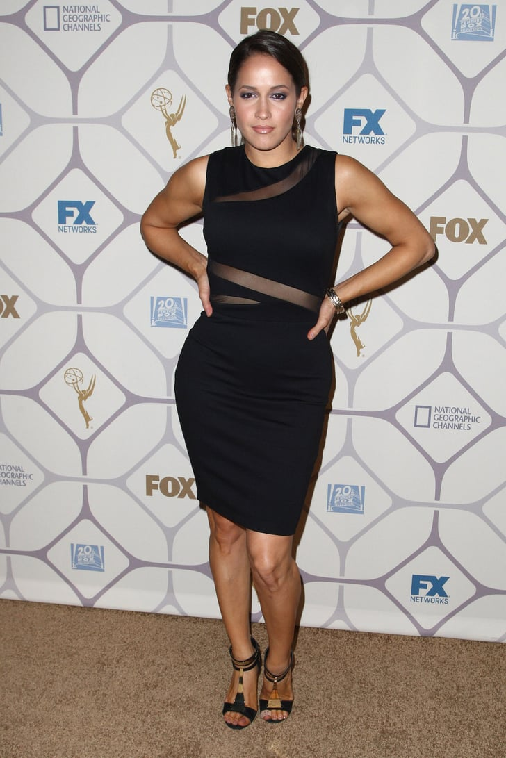 Jaina Lee Ortiz Latino Celebrities At Fox Emmys