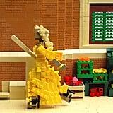 Beyoncé Lemonade Made From Legos