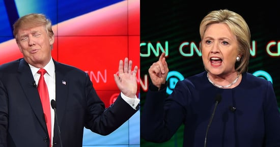 The 2016 Presidential Debate Workout Game