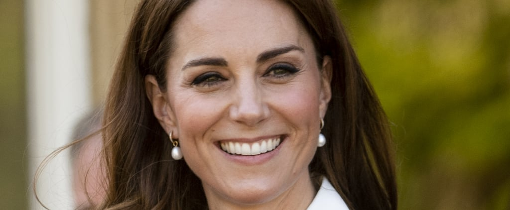 Kate Middleton Auburn Hair With Strawberry Blonde Highlights