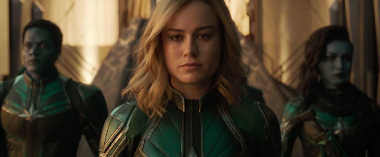 What Are Captain Marvel's Powers? | POPSUGAR Entertainment