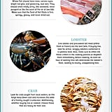 Guide to buying fresh seafood.