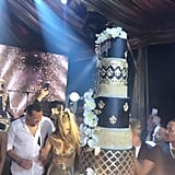 Jennifer Lopez 50th Birthday Party Pictures