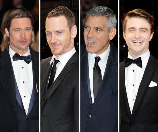 Michael Fassbender at BAFTAs