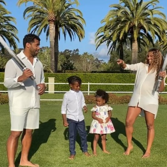 Ciara and Russell Wilson's Gender Reveal March 2020 | Video