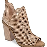 Vince Camuto Kiminni Open-Toe Booties