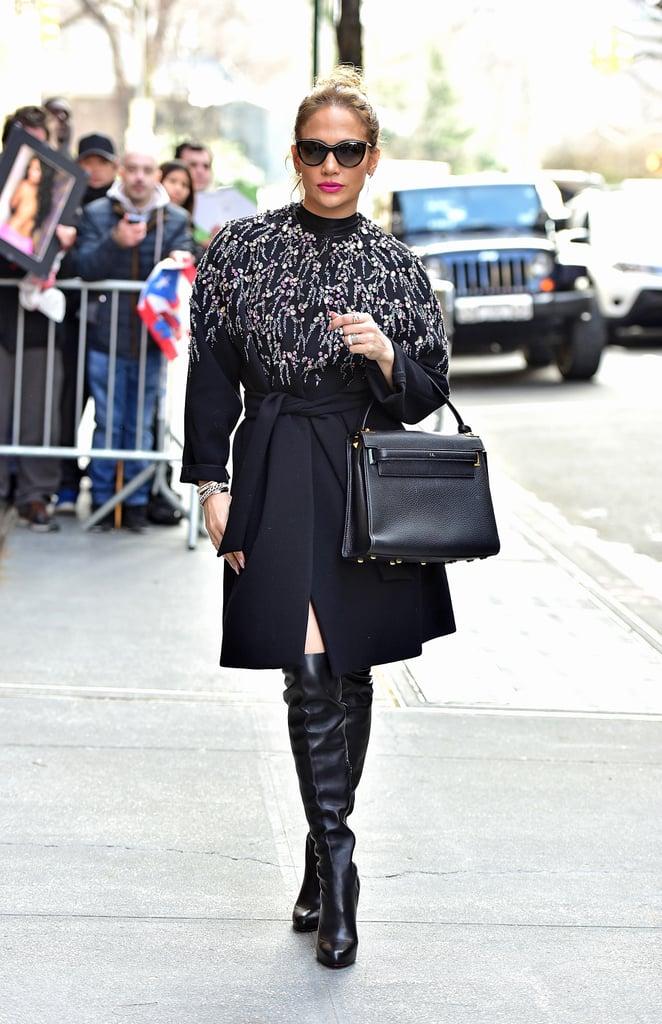 Jennifer Lopez Street Style 2016 Popsugar Latina