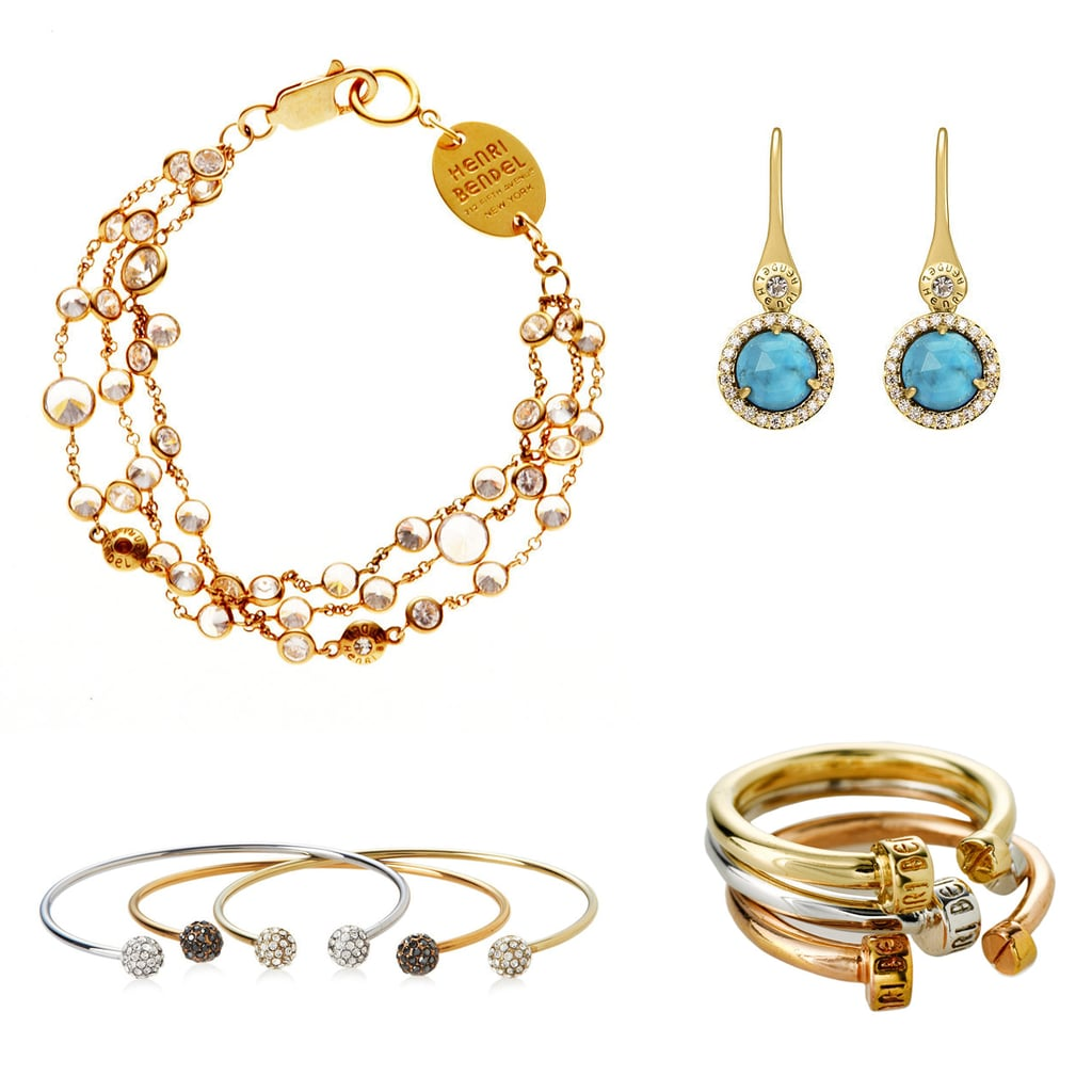 henri bendel luxe jewelry collection popsugar fashion