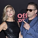 Hailey Bieber and Stephen Baldwin's Father-Daughter Photos