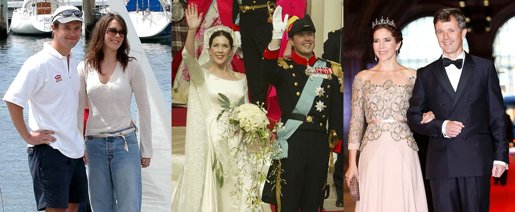 Princess Mary and Prince Frederik of Denmark Pictures