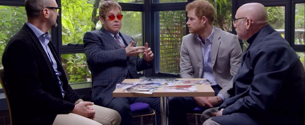 Elton John and Prince Harry Reflect on Princess Diana's Impact on the LGBTQ+ Community