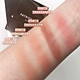 Patrick Ta Monochrome Moment Velvet Blush Swatches