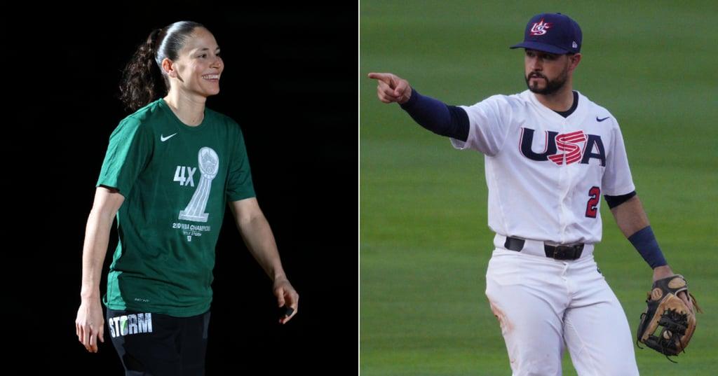 2021 Olympics Flag Bearers Are Sue Bird and Eddy Alvarez