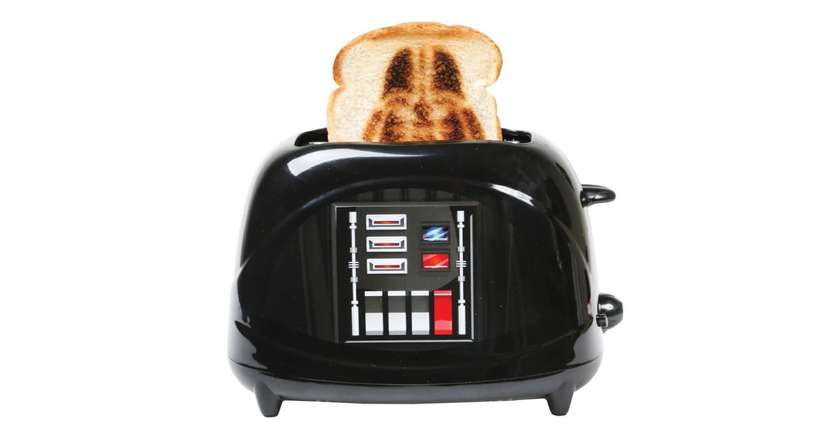 Star Wars Darth Vader Empire Toaster In Black The Best