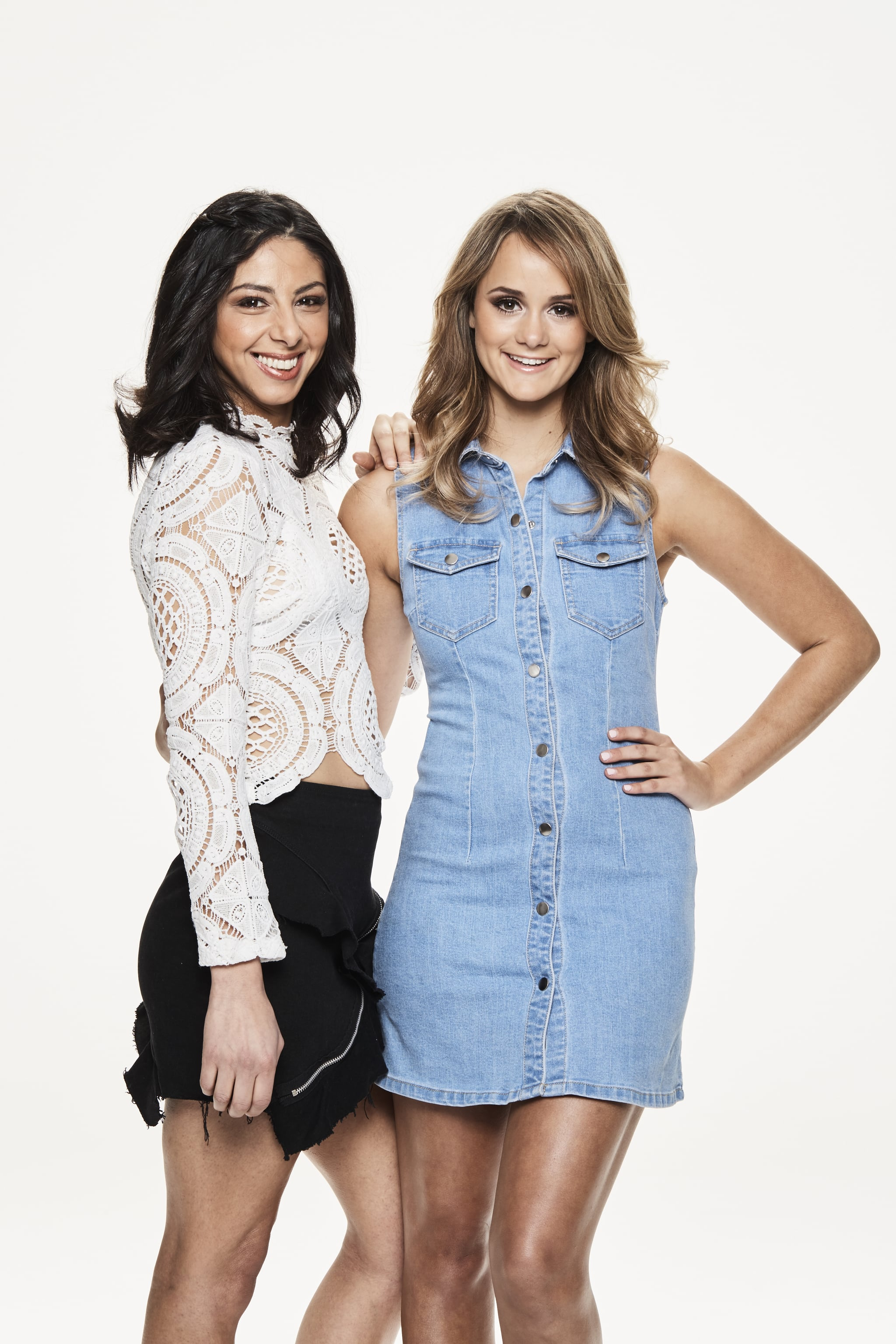 Roula Rachael and Emma Fight on MKR Interview | POPSUGAR Celebrity ...