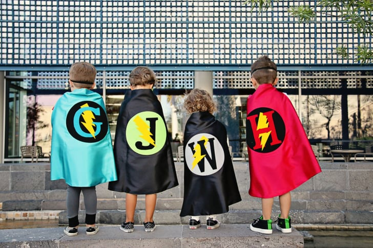 Kids Group Halloween Costume Ideas Popsugar Family
