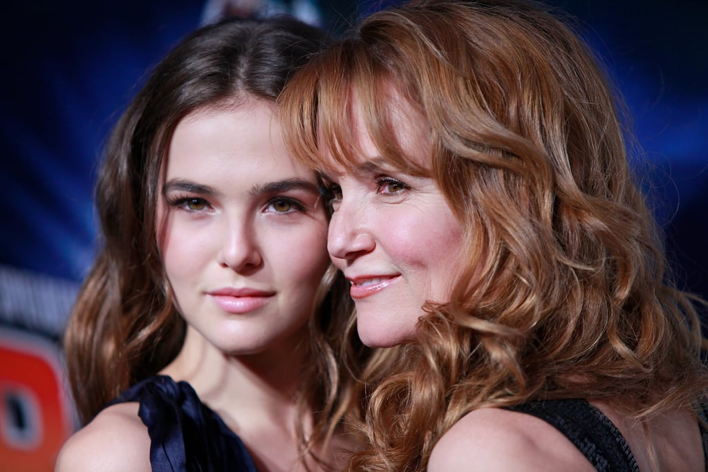 Zoey Deutch and Lea Thompson Photos