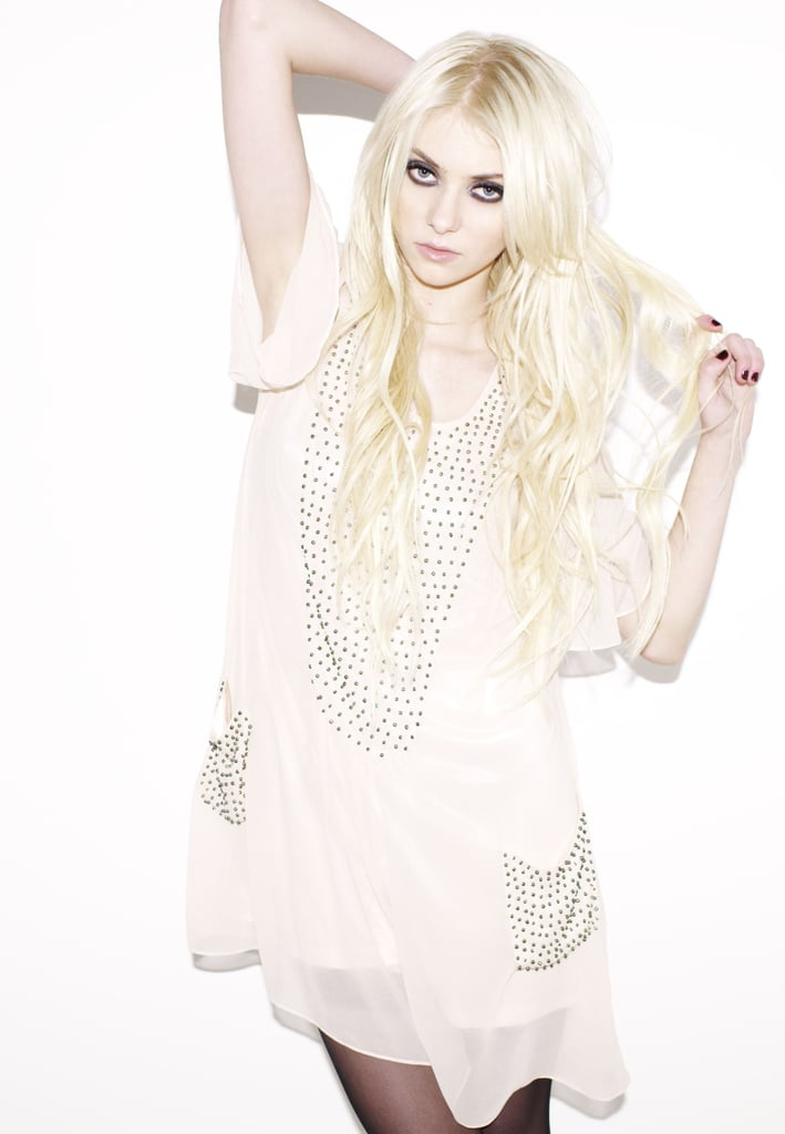Photos of Taylor Momsen for New Look Spring 2010