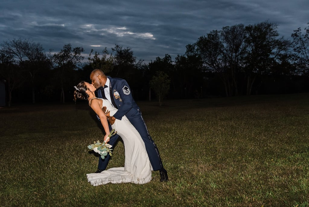 Air Force Wedding